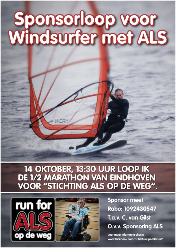 Stichting ALSopdeweg! - Windsurfen voor ALS