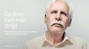 Meneer Groeneveld, Stichting ALS Nederland