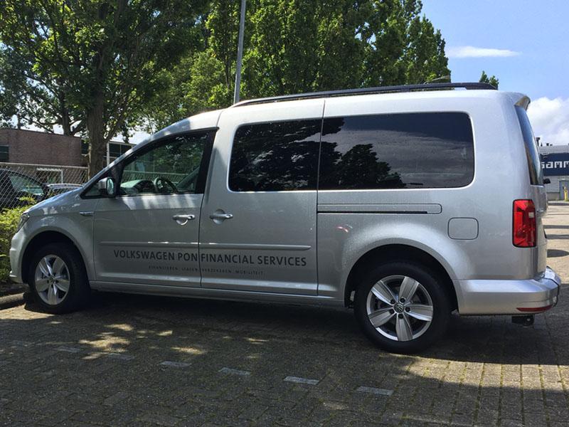 ALSopdeweg! - Volkswagen Caddy Maxi