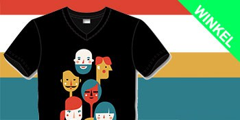 Koop nu een uniek ALS t-shirt
