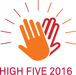 Stichting ALSopdeweg! - High Five