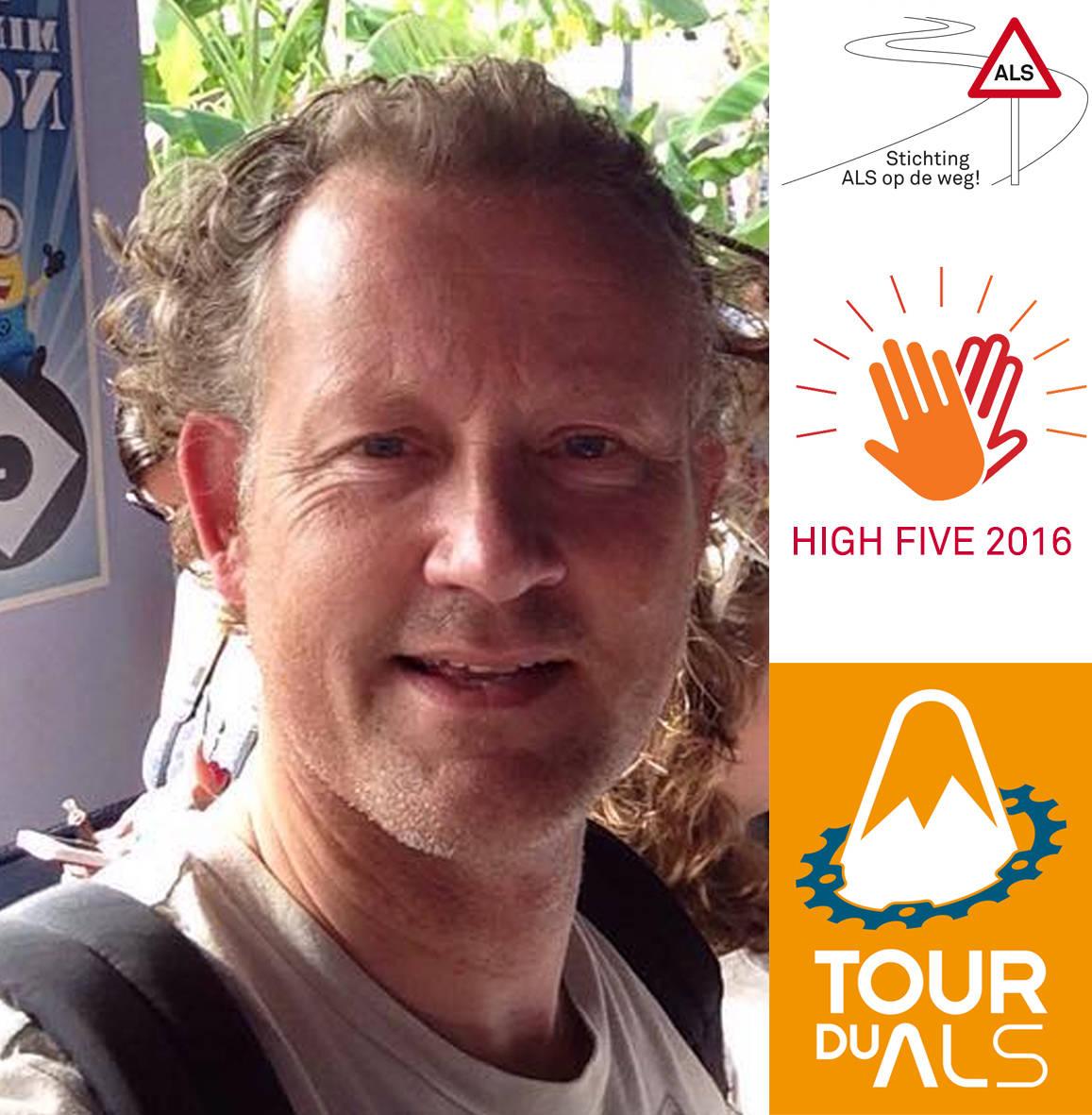Stichting ALSopdeweg! - Tour 2016