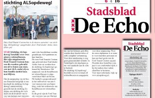 Stichting ALSopdeweg! - De Echo