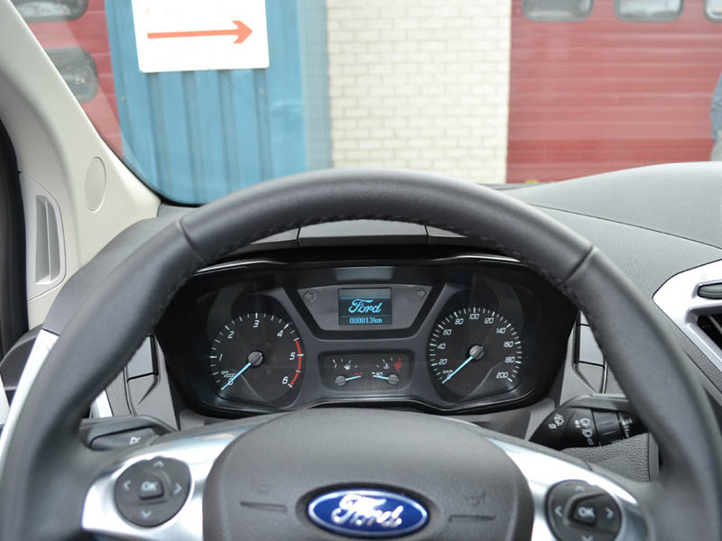 Stichting ALSopdeweg! - Ford Transit Custom(lease)