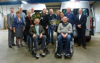 Stichting ALSopdeweg! Rolstoelbussen december 2016