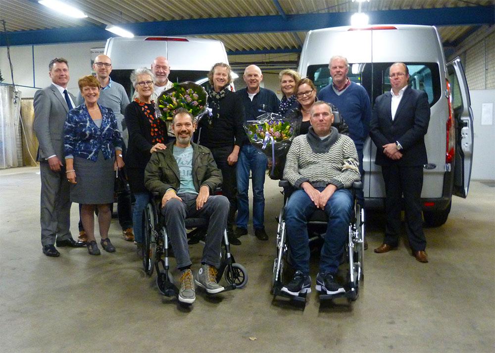 Stichting ALSopdeweg! Goed nieuws voor de stichting