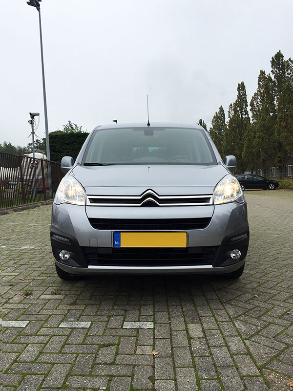ALSopdeweg! - Ford Tourneo Connect