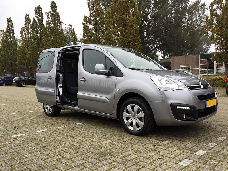 Stichting Alsopdeweg! - Citroën Berlingo Multispace