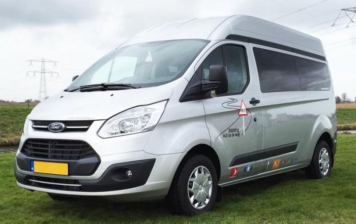 Vriendenloterij bus voor ALSopdeweg!