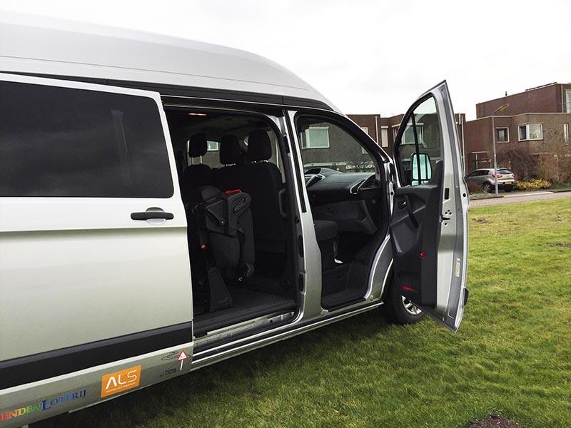 Stichting ALSopdeweg - Vriendenloterijbus nummer 3