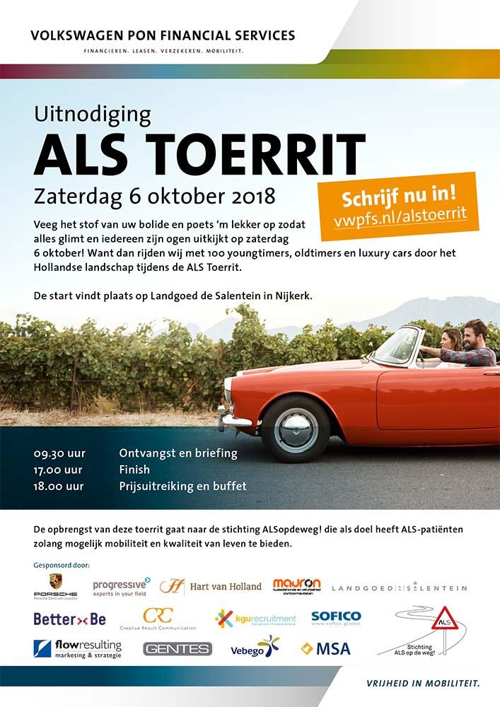 ALS toerrit 6 oktober 2018