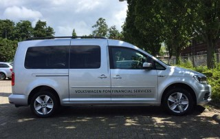 Stichting ALSopdeweg! - Volkswagen Caddy Maxi