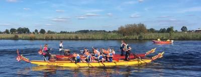 Stichting ALSopdeweg! - Drakenbootrace Soest 2018