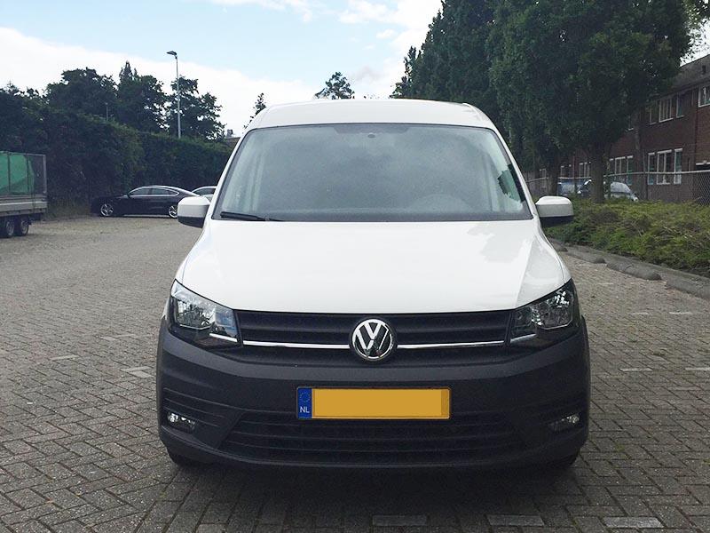 Stichting ALSopdeweg! - Volkswagen caddy VWPFS