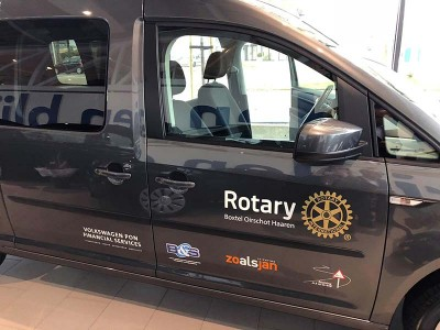 ALSopdeweg! - Aflevering Volkswagen Caddy Maxi