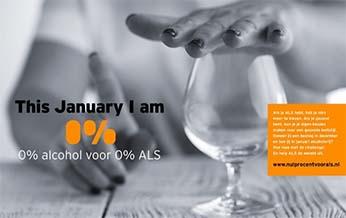 Nul % voor ALS- Stichting ZoalsJan