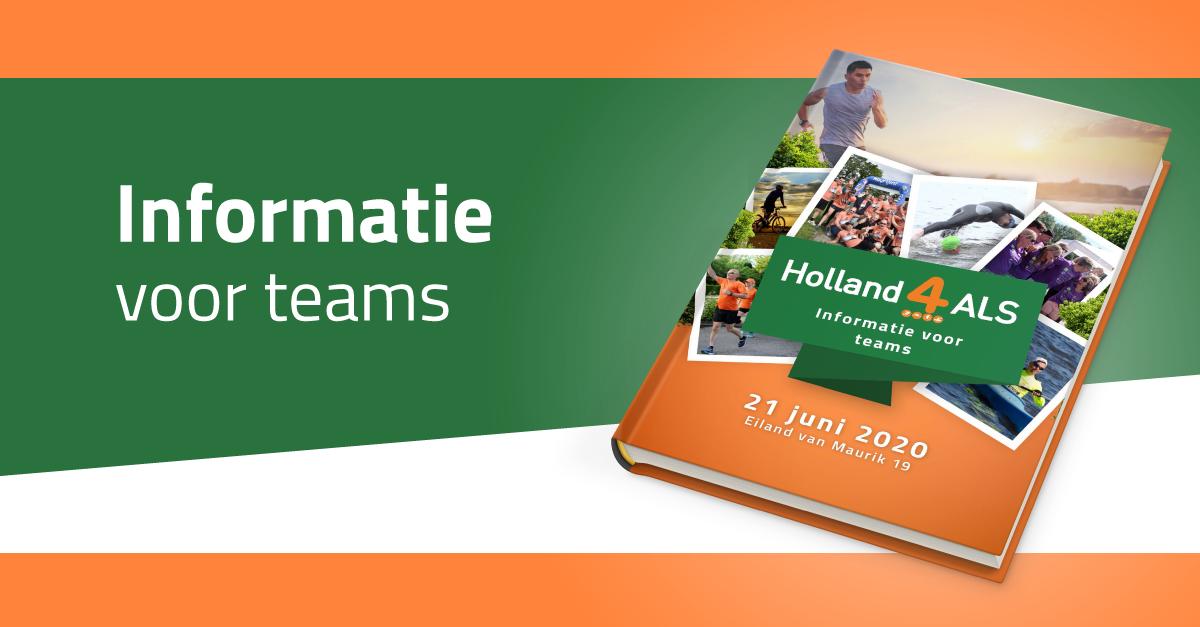 Holland4ALS - Teams