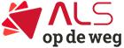 Stichting ALS op de weg Logo