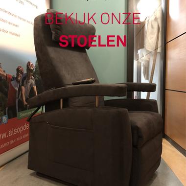bekijk de stoelen