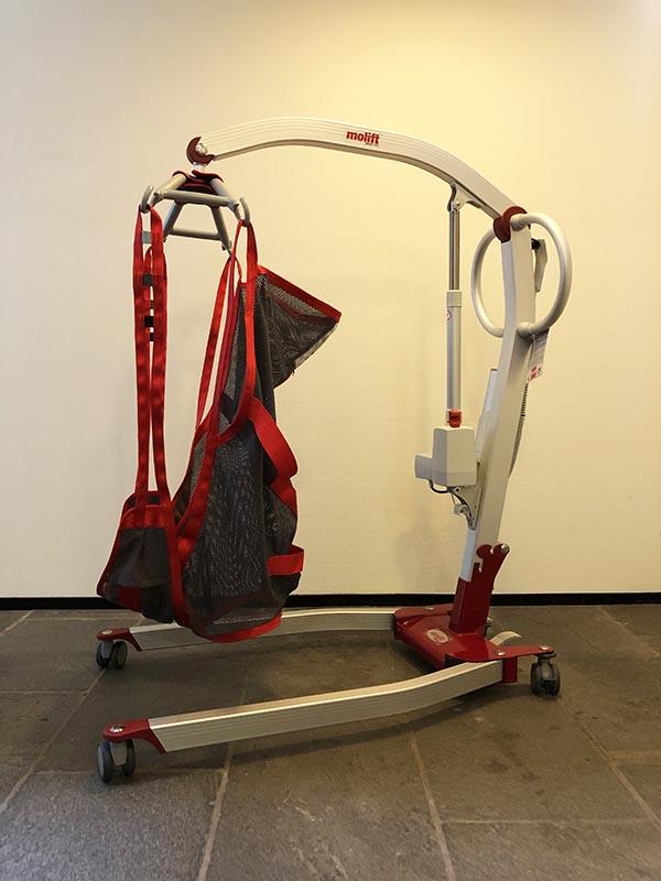 Stichting ALS op de weg - Molift Smart 150 tillift - met sling