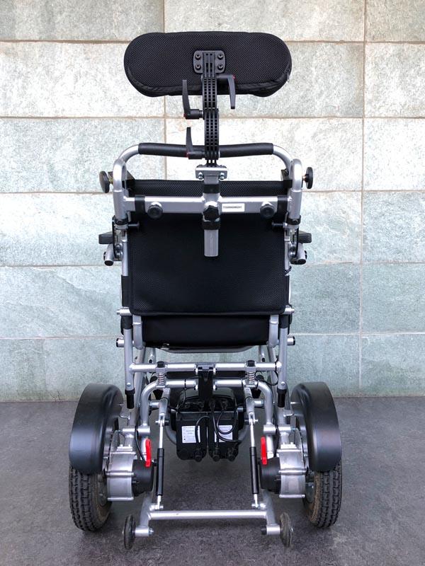 Stichrting ALS op de weg - Eloflex F elektrische rolstoel