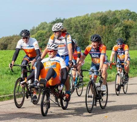 Stichting ALS op de weg - Henk Lunsing - Tour du ALS